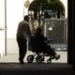 Disabili, fondi ridotti di un quarto