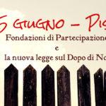 Pisa: incontro sul Dopo di Noi